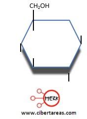 representacion monomero de celulosa