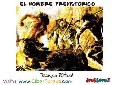 Danza Ritual - El Hombre Primitivo