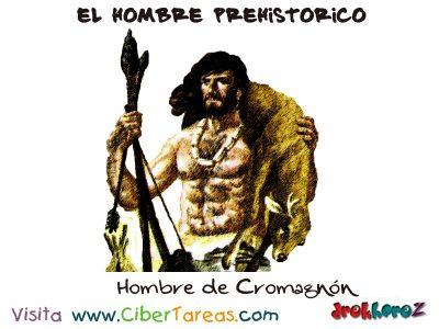 Hombre de Cromagnon - El Hombre Primitivo