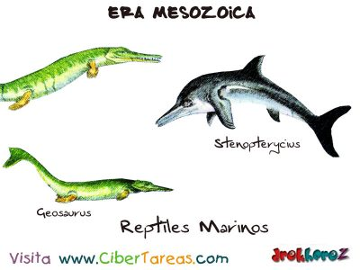 reptiles-marinos-era-mesozoica