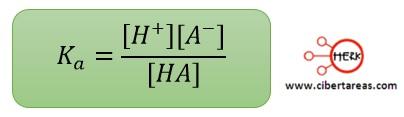 Constante de ionización – Temas Selectos de Química 2 4