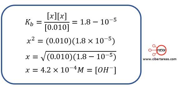 Constante de ionización – Temas Selectos de Química 2 16
