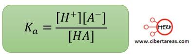 Constante de ionización – Temas Selectos de Química 2 3