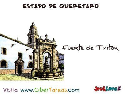 Fuente de Tritón – Estado de Querétaro 0