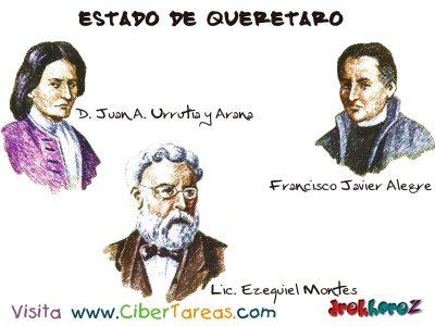 Hombres Notables – Estado de Querétaro 0