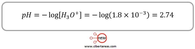 Calculo del pH con base en Ka – Temas selectos de química 2 5