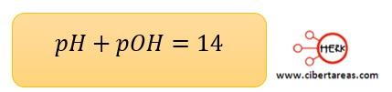 formula del ph de acuerdo a la disociacion del agua temas selectos de quimica