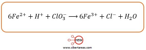 Ajuste de las reacciones de oxidación-reducción – Temas Selectos de Química 2 8