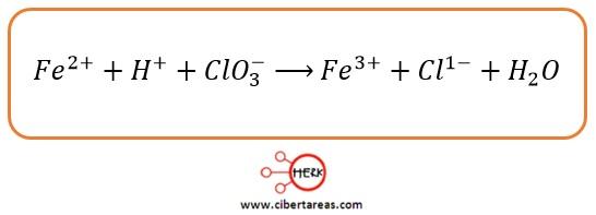 Ajuste de las reacciones de oxidación-reducción – Temas Selectos de Química 2 7