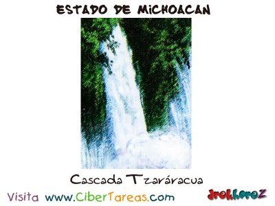 La Cascada Tzaaracua y el Lago – Estado de Michoacán 0