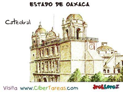 Catedral – Estado de Oaxaca 0