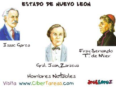 Los Hombres ilustres – Estado de Nuevo León 0