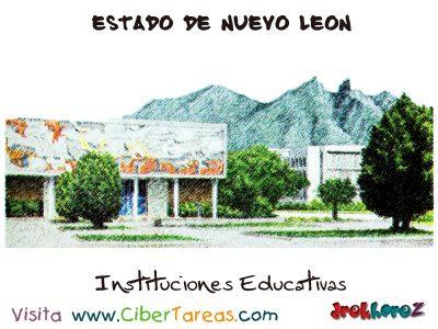 Instituciones Educativas y Culturales – Estado de Nuevo León 0