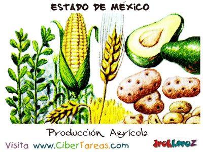 Producción Agrícola – Estado de México 0