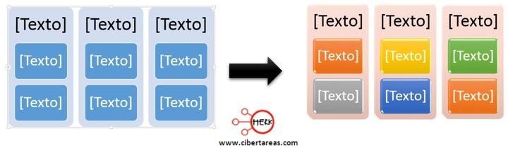 Insertar un gráfico SmartArt en Word 2013 – Resguardar la información y elaboración de documentos electrónicos 5