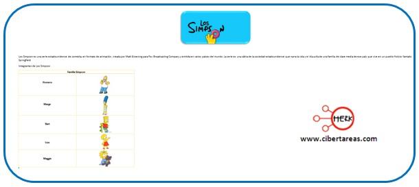 Como crear un página web en Word 2013 – Resguardar la información y elaboración de documentos electrónicos 2