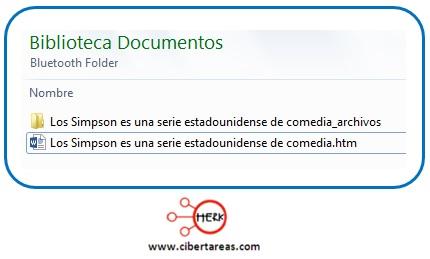 Como crear un página web en Word 2013 – Resguardar la información y elaboración de documentos electrónicos 4