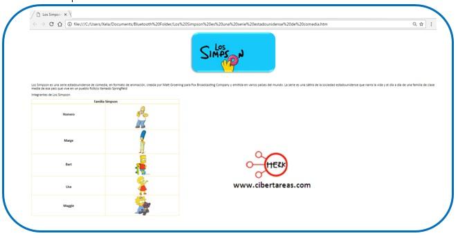 Como crear un página web en Word 2013 – Resguardar la información y elaboración de documentos electrónicos 6