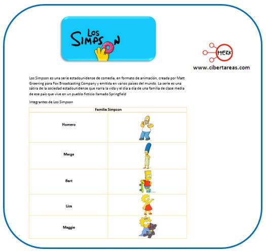 Como crear un página web en Word 2013 – Resguardar la información y elaboración de documentos electrónicos 0