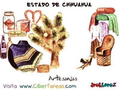 Artesanías – Estado de Chihuahua 0