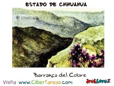 Barranca del Cobre – Estado de Chihuahua 0