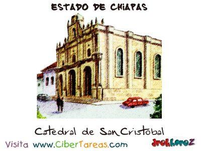 Catedral de San Cristóbal – Estado de Chiapas 0