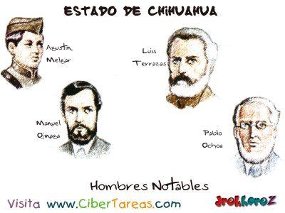 Hombres Notables – Estado de Chihuahua 0