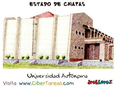 Universidades – Estado de Chiapas 0