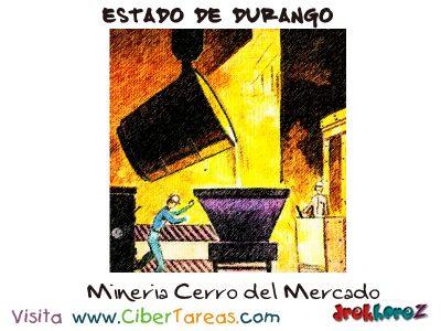 Producción Minera – Estado de Durango 0