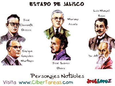 Personajes Notables – Estado de Jalisco 0