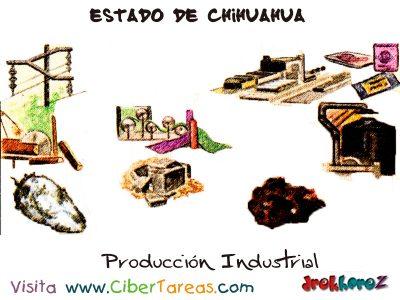 Producción Industrial – Estado de Chihuahua 0