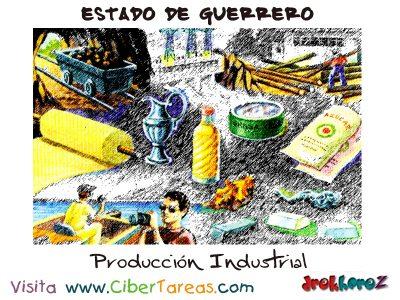 Producción Industrial – Estado de Guerrero 0