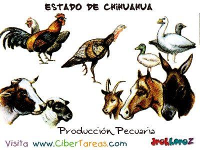 Producción Pecuaria – Estado de Chihuahua 0
