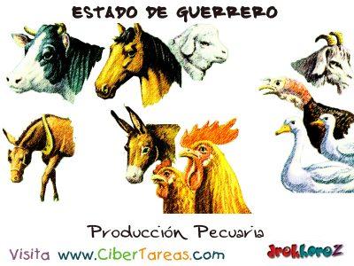 Producción Pecuaria – Estado de Guerrero 0