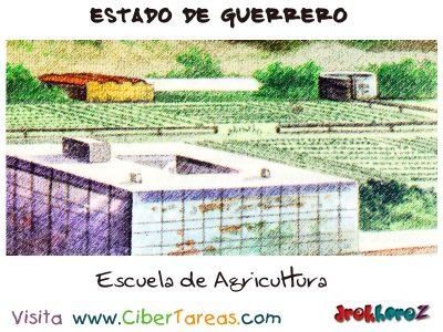 Escuela de Agricultura – Estado de Chihuahua 0