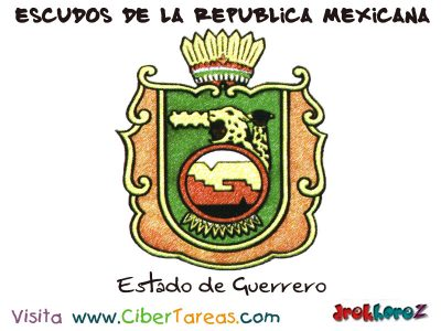 Escudo de Guerrero – Escudos de la República Mexicana 0