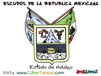 Escudo de Hidalgo – Escudos de la República Mexicana 0
