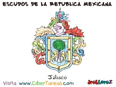 Escudo de Jalisco – Escudos de la República Mexicana 0