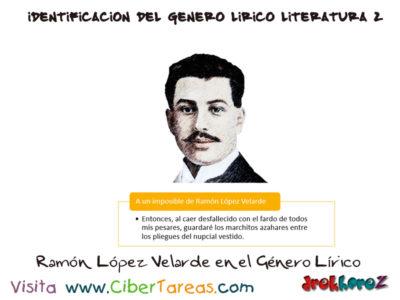Género Lírico – Identificación del Genero Lírico en Literatura 2 5