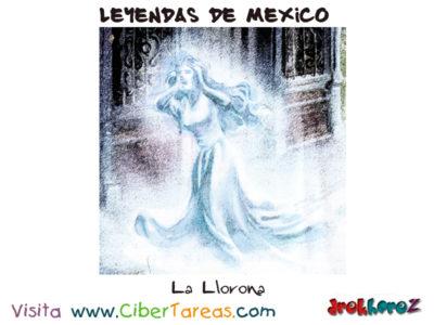 Leyenda de la Llorona – Leyendas Mexicanas 0