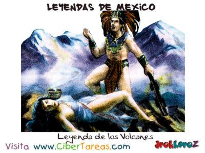 Leyenda de los Volcanes – Leyendas Mexicanas 0