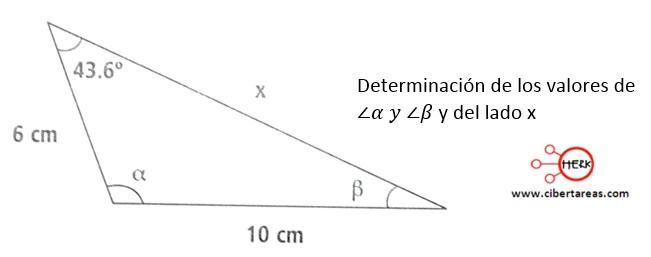 Ley de senos –Matemáticas 2 19