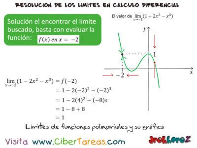 Limite de Funciones Polinomiales – Cálculo Diferencial 1