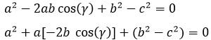Ley de cosenos – Matemáticas 2 13