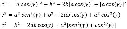 Ley de cosenos – Matemáticas 2 9