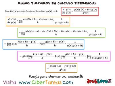 La regla del producto de funciones y más reglas para derivar – Cálculo Diferencial 2