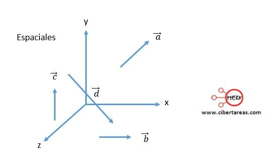 Clasificación de los vectores – Física 1 2