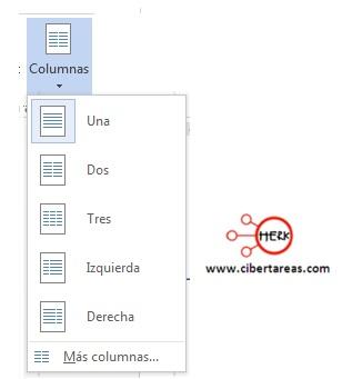 Como insertar dos columnas en un texto – Gestión de archivos de texto 2