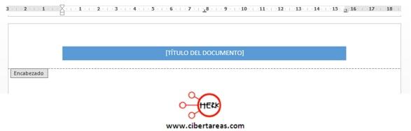 Como insertar un pie de página y encabezado en Word – Gestión de archivos de texto 5