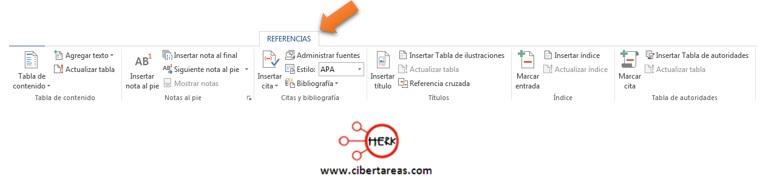 Como insertar un índice de manera automática – Gestión de Archivos de texto 0